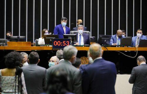 Plenário da Câmara - Foto: Pablo Valadares/Câmara dos Deputados