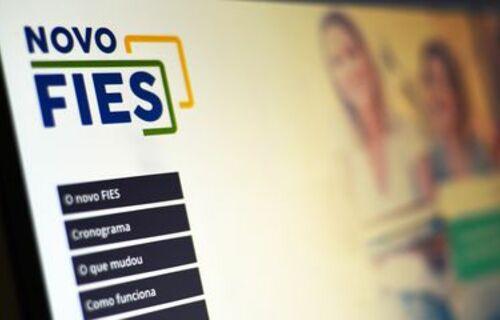 FIES. Foto: Agência Brasil.