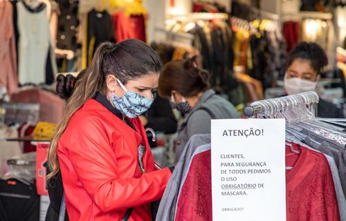 Compras - Foto: Vinicius Thormann/Prefeitura de Canoas
