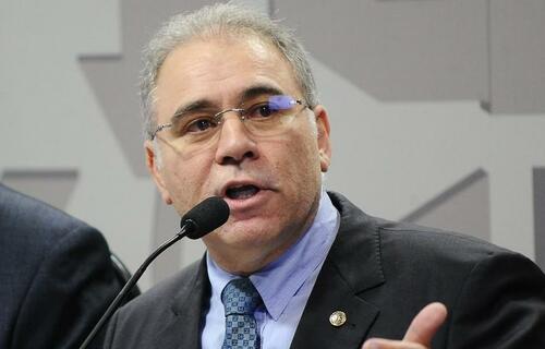 Marcelo Queiroga - Foto: Agência Senado