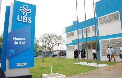 UBS - Foto: SMS São Paulo/SP