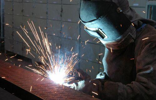Indústria de aço. Foto: CNI/Miguel Ângelo