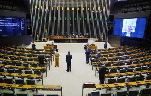 Plenário da Câmara dos Deputados - Foto: Pablo Valadares/Câmara dos Deputados