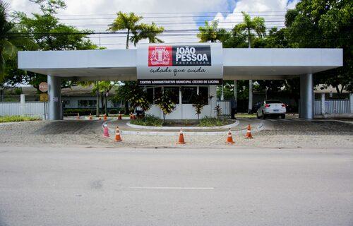 Foto: Prefeitura de João Pessoa - capital paraibana é um dos municípios afetados pelo bloqueio do FPM