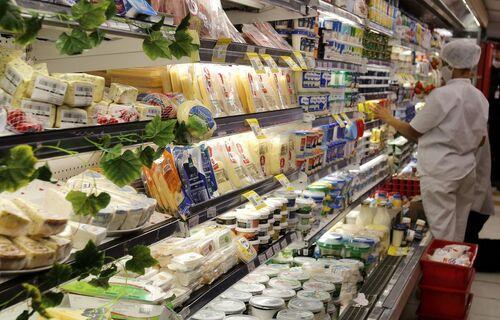 Supermercado. Foto: Agência Brasil.