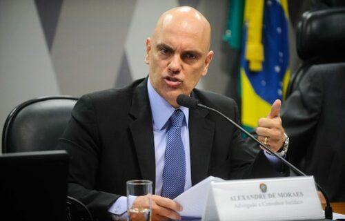 Ministro Alexandre de Moraes. Foto: Marcos Oliveira, Agência Senado