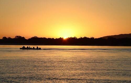 Rio Araguaia - Foto: Aldemar Ribeiro/ATN