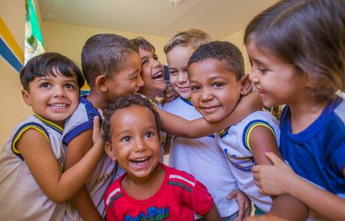 Crianças - Foto: Unicef