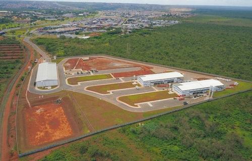 Complexo de Reciclagem do DF. Foto: Arquivo/Novacap