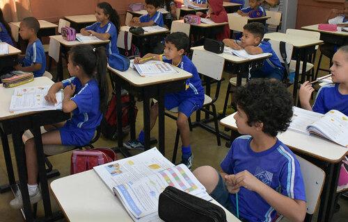 Ensino Fundamental - Foto: Prefeitura de Juiz de Fora
