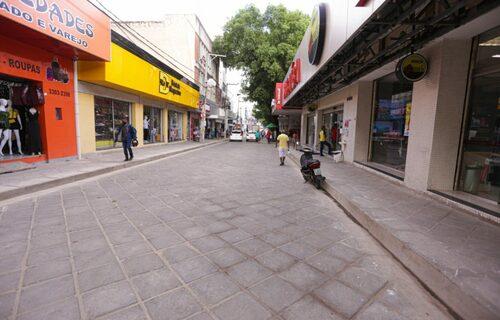 Centro de Teresina - Foto: Rômulo Piauilino/Prefeitura de Teresina