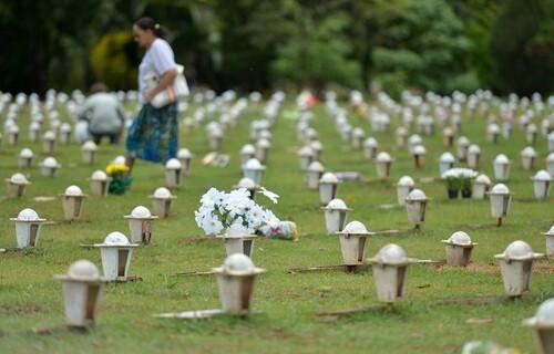 Cemitério - Foto: Marcelo Casal Jr/Agência Brasil