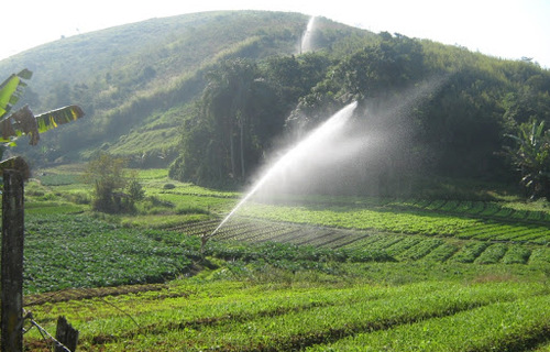 Irrigação - Foto: Seagri-BA