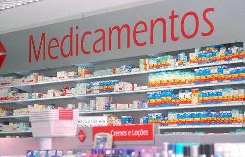 Farmácia. Foto: Agência Brasil.