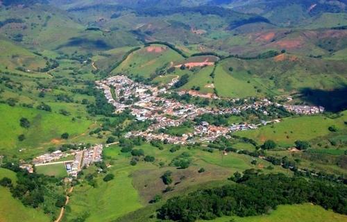 Município de Faria Lemos, Minas Gerais. Foto: Divulgação/Prefeitura de Faria Lemos (MG)