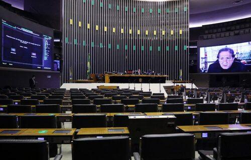 Votação Câmara - Foto: Luis Macedo/Câmara dos Deputados