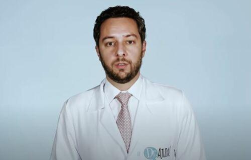 Pediatra Julio C. C. L. Filho fala sobre sintomas e fatores de risco da Bronquiolite. Foto: Reprodução/Dr.Ajuda