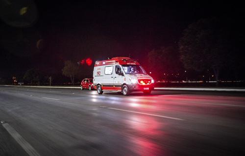 Ambulância - Foto: Agência Brasília