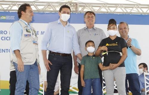 Cerca de 10,8 mil pessoas foram beneficiadas com a entrega de três residenciais no Ceará (Fotos: Adalberto Marques/MDR)
