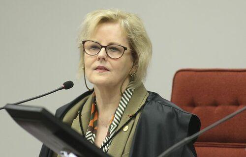Rosa Weber. Foto: Agência Brasil.