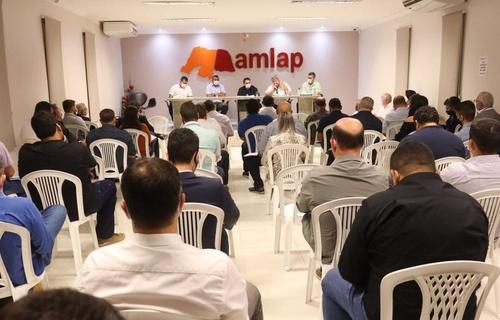 Encontro reuniu representantes de consórcio formado por 22 municípios do Agreste do Rio Grande do Norte. Foto: Divulgação