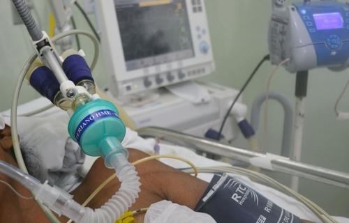 Intubação - Foto: Ana Paula Tenório/Agência Alagoas