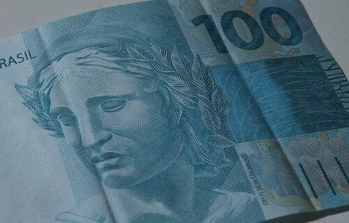 Dinheiro. Foto: Agência Brasil.
