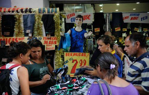 Comercio - Foto: Agência Brasil