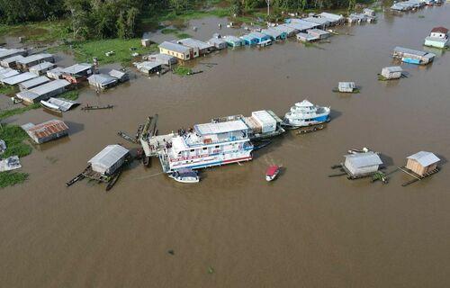 Foto: Agência/Amazonas