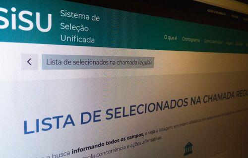 Sisu. Foto: Agência Brasil.