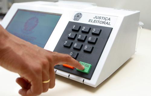Urna Eletrônica - Foto: Divulgação TSE