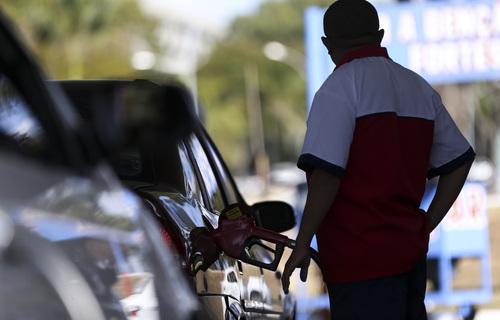 Posto de gasolina- Foto: Marcelo Camargo/Agência Brasil
