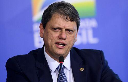 Foto: Marcelo Camargo/Agência Brasil - Tarcísio Gomes de Freitas, ministro da Infraestrutura