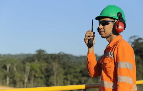Foto: Divulgação - Mineradora de ouro, Mina Tucano, atua com atividades sustentáveis para preservação do meio ambiente