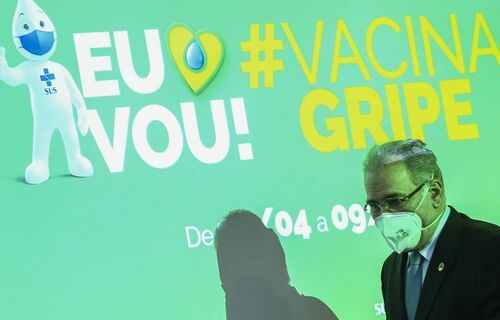 Marcelo Queiroga - Foto: Marcelo Camargo/Agência Brasil