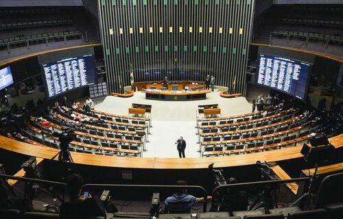 Plenário da Câmara dos Deputados - Foto: Antonio Cruz/Agência Brasil