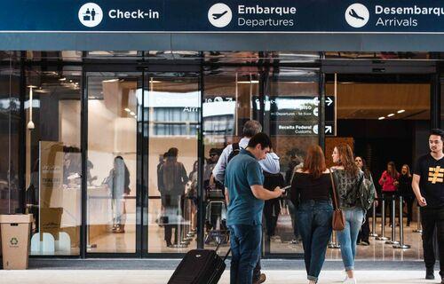 Aeroporto - Foto: Felipe Carneiro/Agência Brasil