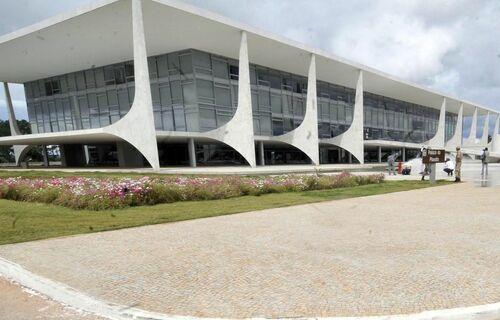Palácio do Planalto - Foto: José Cruz/Agência Brasil