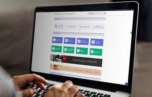 Serviço Digital - Foto: Secretaria Geral