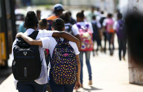 Estudantes - Foto: Marcelo Camargo/Agência Brasil